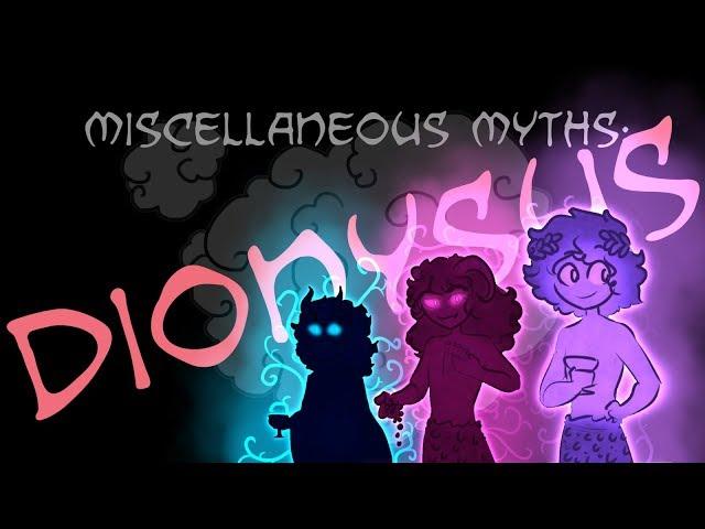 Videouttalande av Dionysus Engelska
