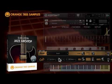Evolution Jazz Archtop :: Orange Tree Samples