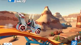 HOT WHEELS RACE OFF Rig Storm / Baja Bone Shaker / RD02 Gameplay Android / iOS