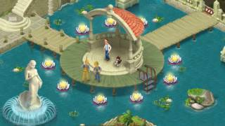 GARDENSCAPES NEW ACRES Gameplay Story Playthrough | Area 5 Pond Day 4 Part 2