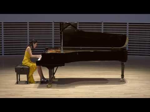L. V. Beethoven Sonata Op. 31, No. 2  Jiwon Ha's Final Doctoral Recital