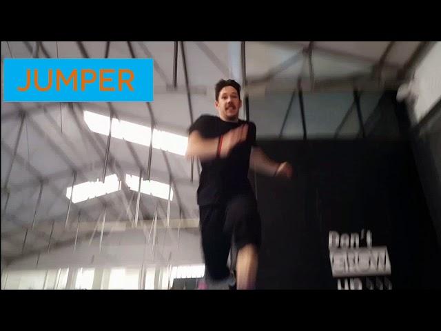 Jumpers - Parc de trampoline | Parque de trampolins