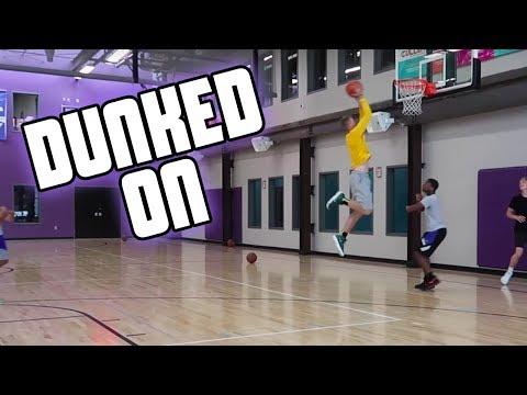 INSANE Game of Pickup Basketball