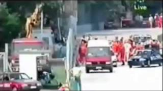 Ayrton Senna Fatal Crash  Aftermath -F1 1994 San Marino.mp4