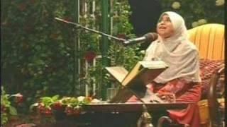 Summaya Eddeb--Surah Alaq