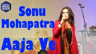 Gambar cover Sona Mohapatra I Aaja Ve I Plan India I Because I am a Girl Rock Concert