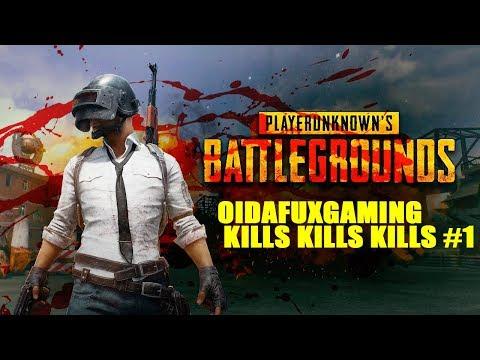 Oidafuxgaming in PUBG - Kills, Kills, Kills #1 - Playerunknown's Battlegrounds