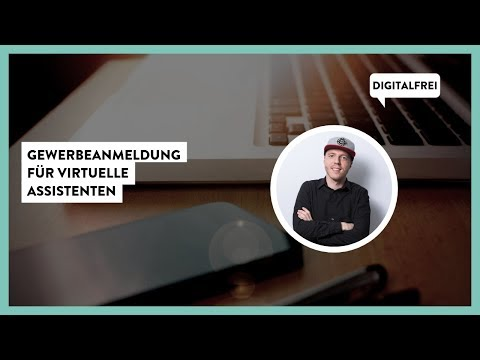 , title : 'Gewerbeanmeldung für Virtuelle Assistenten leicht gemacht
