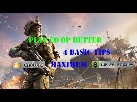 Warface- Quick XP, Money and Vendor points, Without spending