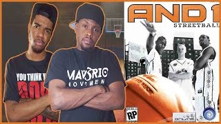 HOT SAUCE vs THE PROFESSOR!  - AND 1 Streetball Gameplay   #ThrowbackThursday