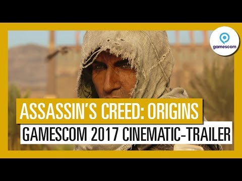 Ubisoft Assassin's Creed Origins - Gold Edition (Xbox One, DE, FR, IT, EN)