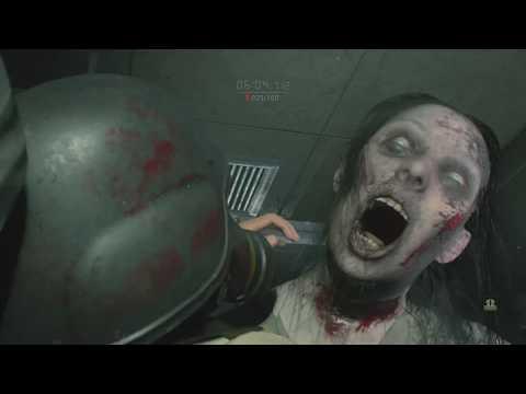 """Resident Evil 2, Challenge """"Fine Gachette"""" sur le DLC Ghost Survivors"""