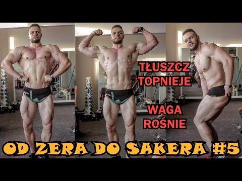 Trening moc mięśni brzucha