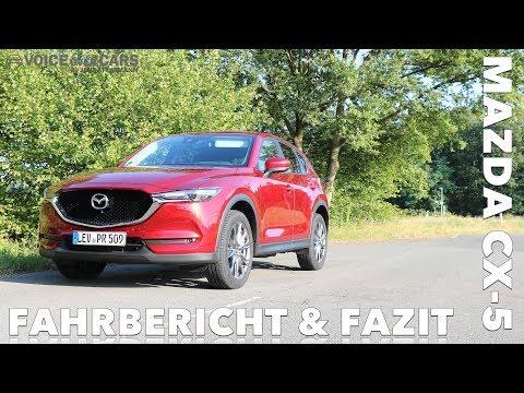2019 Mazda CX-5 Fahrbericht Test Review Probefahrt Fahreindruck Meinung Kritik