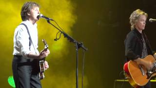 Paul McCartney Ob-La-Di Ob-La-Da Live Montreal 2011 HD 1080P