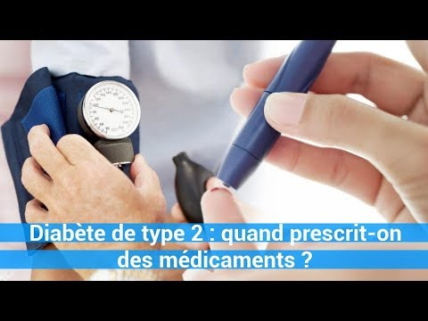 Type de stade 2 diabète à létape subcompensation