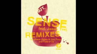 DJ T. feat James Teej - Sense (Tale Of Us Remix)