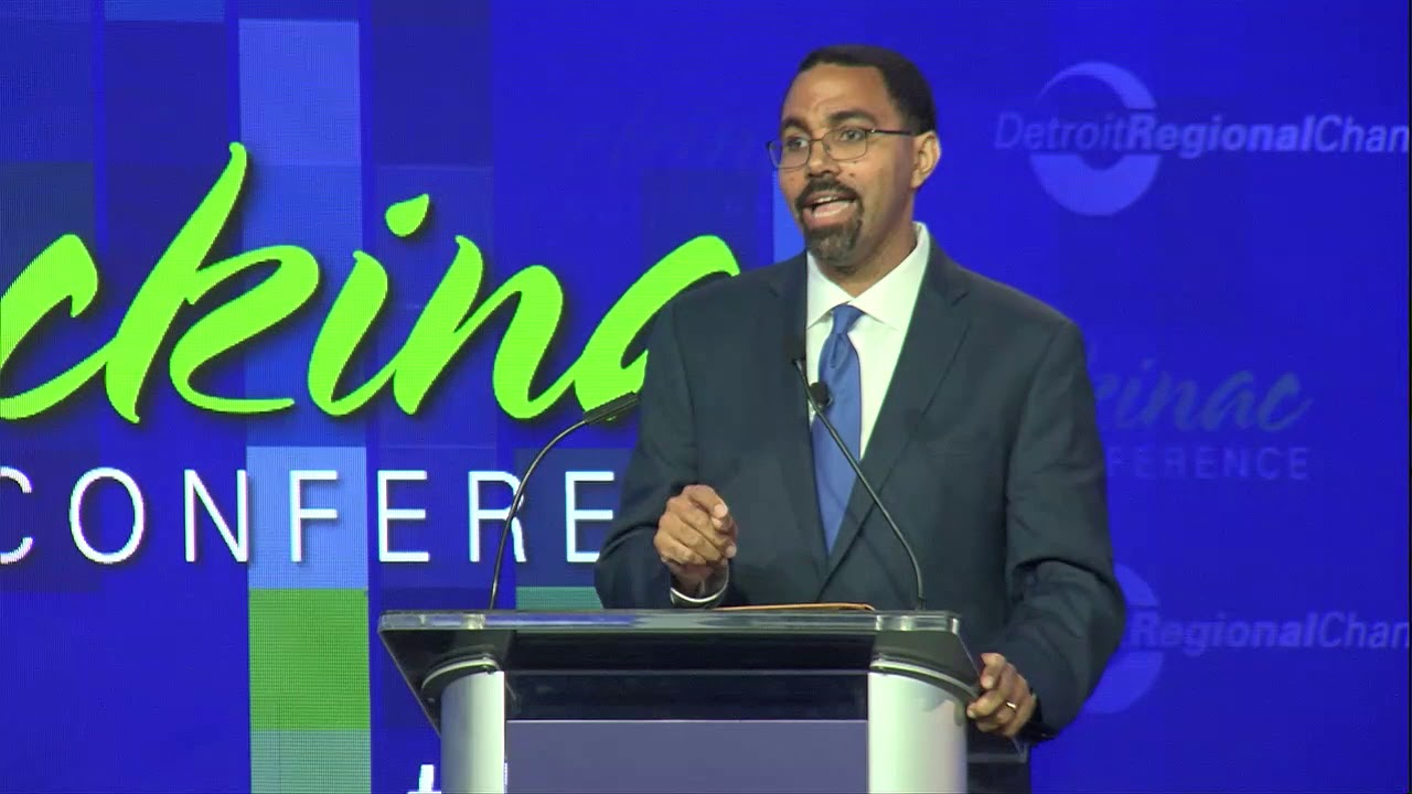 John King, Jr. Keynote | 2018 Mackinac Policy Conference