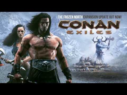 Conan Exiles - The Frozen North Launch Trailer thumbnail