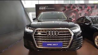 Tin tức 24h: Bàn giao 131 xe ô tô phục vụ APEC 2017
