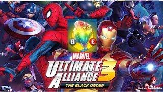 Marvel Ultimate alliance 3 unlocking 4th iOS 8 slot 🥰