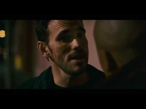Armored UK Trailer