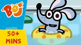 Boj - Super Summer Fun!   Cartoons for Kids