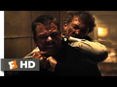 Jason Bourne - Bourne vs. the Asset Scene (10/10) | Movieclips