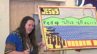 The Bible Story of Peter's Call by Dawn Getley