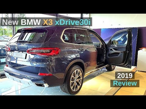 New BMW X5 xDrive40i Review Interior Exterior
