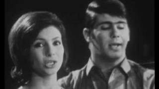 Esther & Abi Ofarim - Cotton fields (live, 1963)