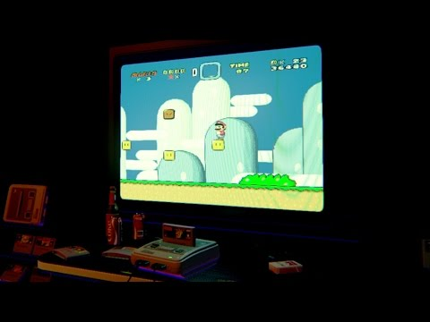 Oglądaj: Unreal Engine 4 - Retro Arcade Game Room - MRGV