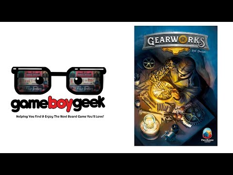 Gearworks Review with the Game Boy Geek