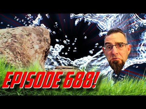 Episode 688! Why Planted aquarium aquascapes?