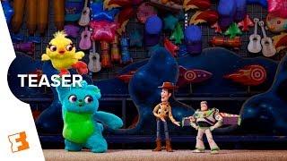 Toy Story 4 - Teaser Oficial #2 (Sub. Español)