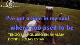 Apocalyptica Hole In My Soul Ingles/Español