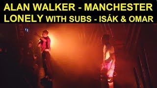 Alan Walker Manchester - 12-14-2018 (Lonely)