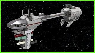 Lego EF-76 Nebulon-B Frigate   STAR WARS Micro