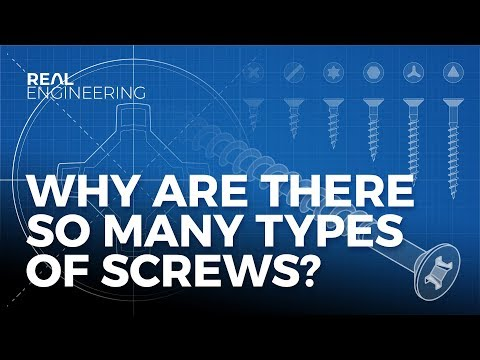 Do You Know All These Screws?