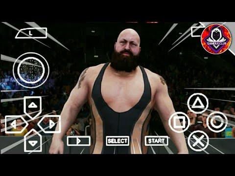 Wwe 2k18 for android wr3d mod | Wrestling Revolution 3D WWE