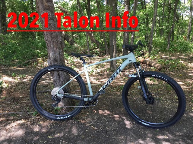 Видео Велосипед Giant Talon 29 1 (Desert Sage)