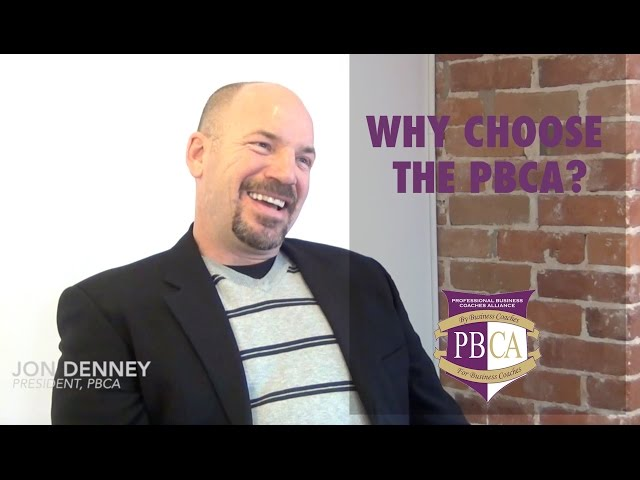 Why Choose the PBCA