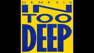 Genesis   In Too Deep (1986 LP Version) HQ