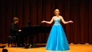 Adele's Laughing Song from Die Fledermaus Johann Strauss II