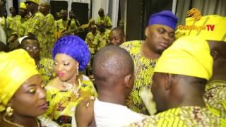 WATCH K1 DE ULTIMATE'S PERFORMANCE AT AKINSIKU OF LAGOS MOTHER'S BURIAL