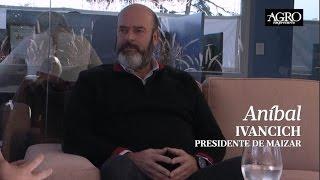 Aníbal Ivancich - Presidente de Maizar