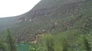 preview picture of video 'ASCM.du 25au28 JUIN 2012.Bin-el-Ouidane (Beni-Mellal+AFourèr+Cascades d'Ouzoud.)prt1'