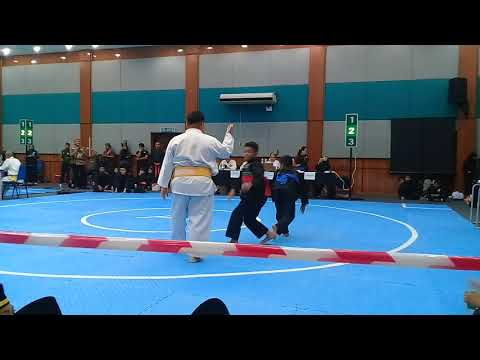 01 Putra Kelas D Idham Haiqal FMS / Putra Kelas E Muhd Hafiz vs FMS / Jebat Fighter