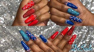 Watch YouTube Sensation DeSade Get Her Nails Done