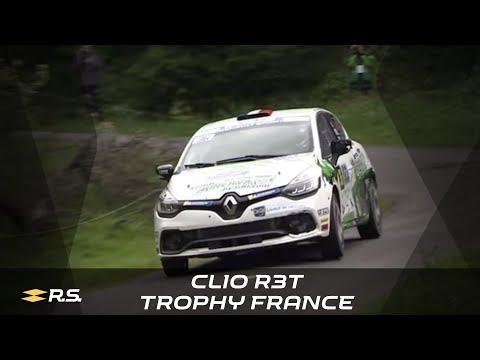 2019 Clio R3T Trophy France - Rallye du Mont-Blanc